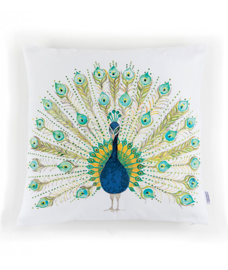 Cushion PAVO DIVINO Alba