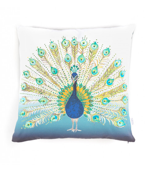 Cushion PAVO DIVINO Silk