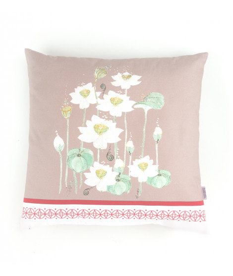 Cushion LOTUS