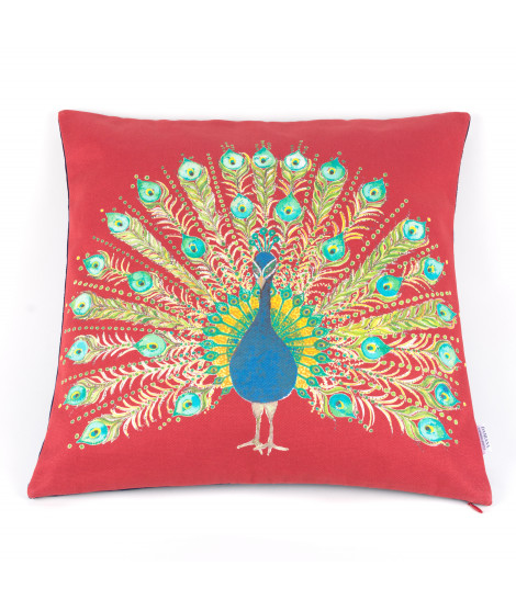 Cushion PAVO DIVINO limited