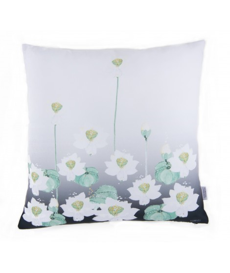 Cushion LOTUS Silky