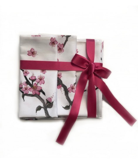 Napkins SAKURA (set of 4)