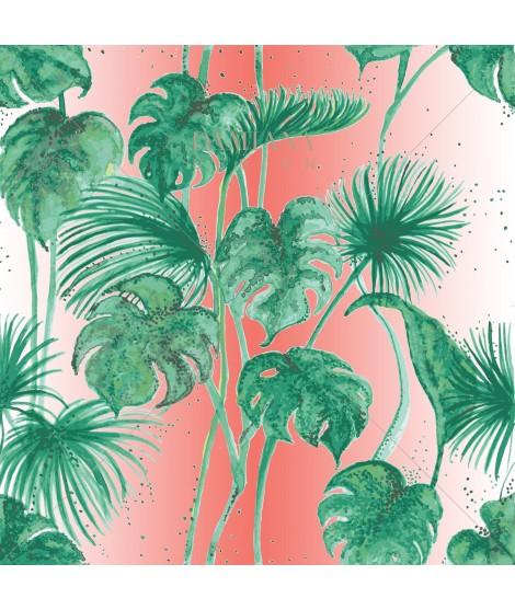 Pattern  JUNGLE Coral